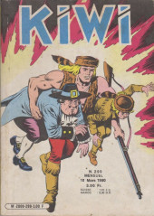 Kiwi -299- La route de l'enfer !