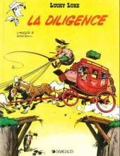 Lucky Luke -32d86- La diligence