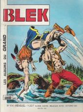 Blek (Les albums du Grand) -514- Le traître