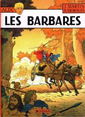 Alix -21- Les barbares