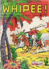 Whipii ! (Panter Black, Whipee ! puis) -21- Le roi de la savane - Le trésor d'Ofir