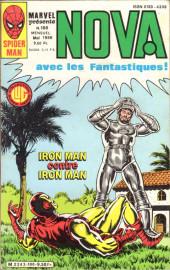 Nova (LUG - Semic) -100- Iron Man contre Iron Man