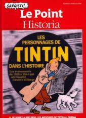 Tintin - Divers -60'- Les Personnages de Tintin dans l'Histoire