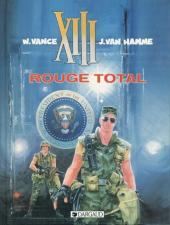 XIII -5a1992- Rouge total