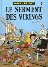 Johan et Pirlouit -5i- Le serment des vikings