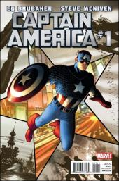 Captain America (2011) -1- American dreamers part 1