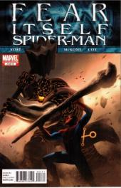 Couverture de Fear itself : Spider-Man (2011) -3- Day three
