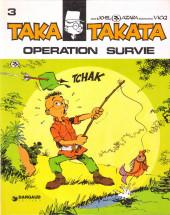 Taka Takata -4- Opération survie