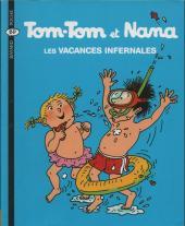 Tom-Tom et Nana -5b- Les vacances infernales