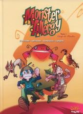 Monster Allergy -1Bull- Coup de Poudre