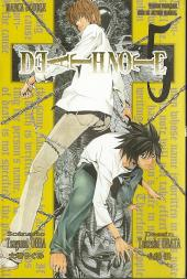 Death note (Albums doubles France Loisirs)