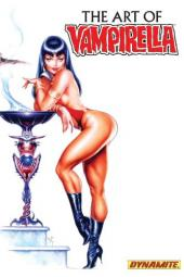 Art of Vampirella (The)  - The art of Vampirella
