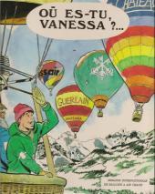 Où es-tu, Vanessa ?... - Tome Pub
