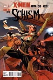 X-Men: Schism (2011) -2- Schism