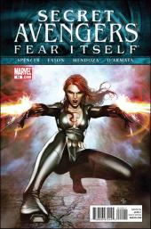 Secret Avengers (2010) -15- Fear itself part 3