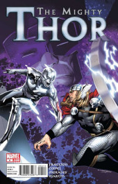 Mighty Thor (The) (2011) -4- The Galactus seed 4 : to duel against Galactus