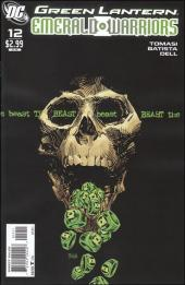 Green Lantern: Emerald warriors (2010) -12- The beast