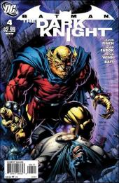 Batman: The Dark Knight (2010) -4- Golden dawn part 4