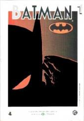 Grandes héroes del cómic -5- Batman 1
