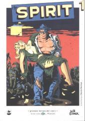 Grandes héroes del cómic -29- The Spirit 1