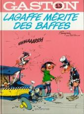 Gaston -13a1989- Lagaffe mérite des baffes