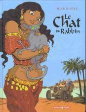 Le chat du Rabbin -INTa- Intégrale tomes 1 à 5