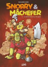 Snorry et Mâchefer -1- La Malédiction de la Fée Kalôm