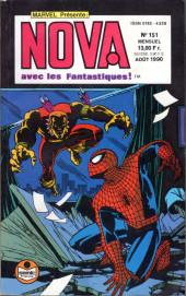 Nova (LUG - Semic) -151- Nova 151