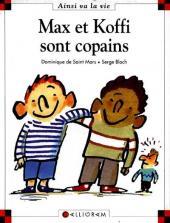 Ainsi va la vie (Bloch) -24- Max et Koffi sont copains