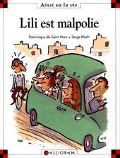 Ainsi va la vie (Bloch) -41- Lili est malpolie