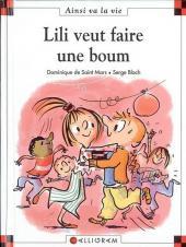 Ainsi va la vie (Bloch) -69- Lili veut faire une boum