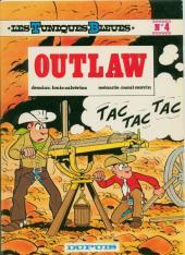 Les tuniques Bleues -4a1982- Outlaw