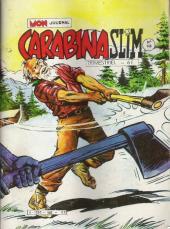 Carabina Slim -145- L'affaire de Crow Creek