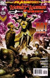 Flashpoint: Wonder Woman and the Furies (2011)