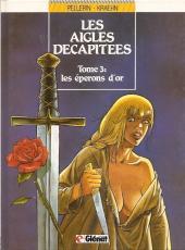 Les aigles décapitées -3a1989- Les éperons d'or