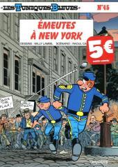 Les tuniques Bleues -45Soif- Émeutes à New York
