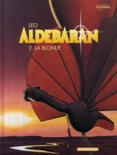 Aldébaran -2b2008- La blonde