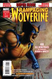 Rampaging Wolverine (2009) -1- Rampaging Wolverine