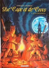 De Cape et de Crocs -6a09- Luna incognita