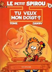 Le petit Spirou -2b2006- Tu veux mon doigt ?