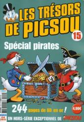 Picsou Magazine Hors-Série -15- Les trésors de Picsou - Special pirates