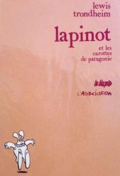 Lapinot (Les formidables aventures de) -1TT- Lapinot et les carottes de Patagonie