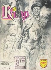 King (Arédit - 1re série) -19- Un pilote trop combatif