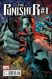 Punisher Vol.09 (Marvel comics - 2011) (The) -1- Punisher : one