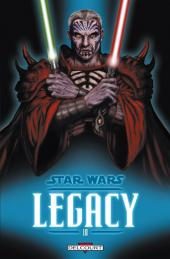 Star Wars - Legacy -10- Guerre totale