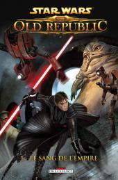 Star Wars - The Old Republic (Delcourt) -1- Le Sang de l'Empire