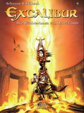 Excalibur (en allemand) -6- Die wächterinnen von Brocéliande