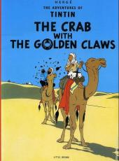 Tintin (The Adventures of) -9a1974- The Crab with the Golden Claws