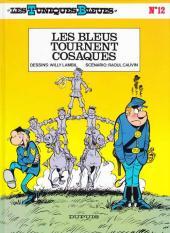 Les tuniques Bleues -12b2002- Les Bleus tournent cosaques
