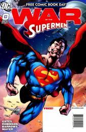 Superman: New Krypton (2009) -FCBD- War of the Supermen #0 - Free Comic Book Day 2010